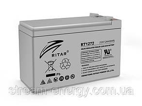 Акумулятор AGM Ritar (12В -7,2 Ач) RT1272