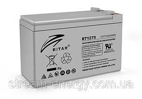 Акумулятор AGM Ritar (12В -7,5 Ач) RT1275