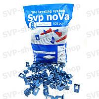 ОСНОВАНИЕ (Зажим)  3000 шт   Системы выравнивания плитки Nova (Нова) - 2мм
