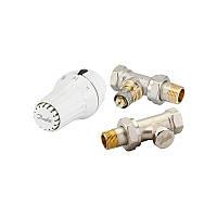 Комплект термостатический прямой Danfoss RAE+RA-N+RLV-S 1/2 (013G5174)