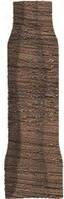 Плинтус керамический  Kerama Marazzi  Угол внутренний Меранти беж темный 8х2,4