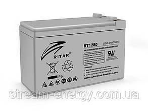 Акумулятор AGM Ritar (12В -8Ач) RT1280