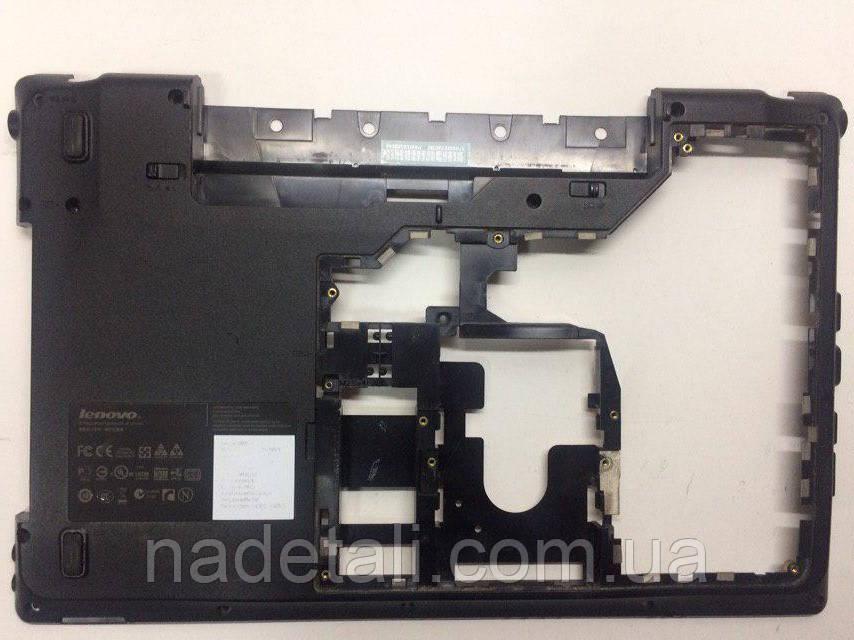 Нижняя часть поддон корыто для ноутбука Lenovo G560 G565 AP0EZ0001001
