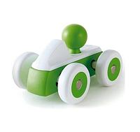 Дерев'яна іграшка Hape Машинка зелена