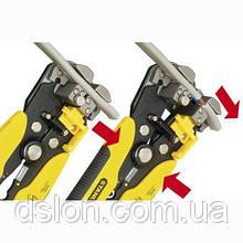 Щипцы STANLEY FMHT0-96230 для снятия внешней и внутренней изоляции с проводов сечением 0,2-6 кв.мм.