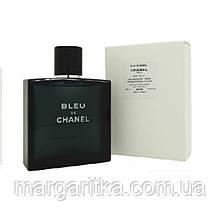 Chanel Bleu De Chanel Man 100 ml TESTER мужской парфюм Копия шанель блю дэ шанэль
