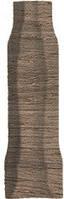 Плинтус керамический  Kerama Marazzi Угол внутренний Меранти пепельный  8х2,4