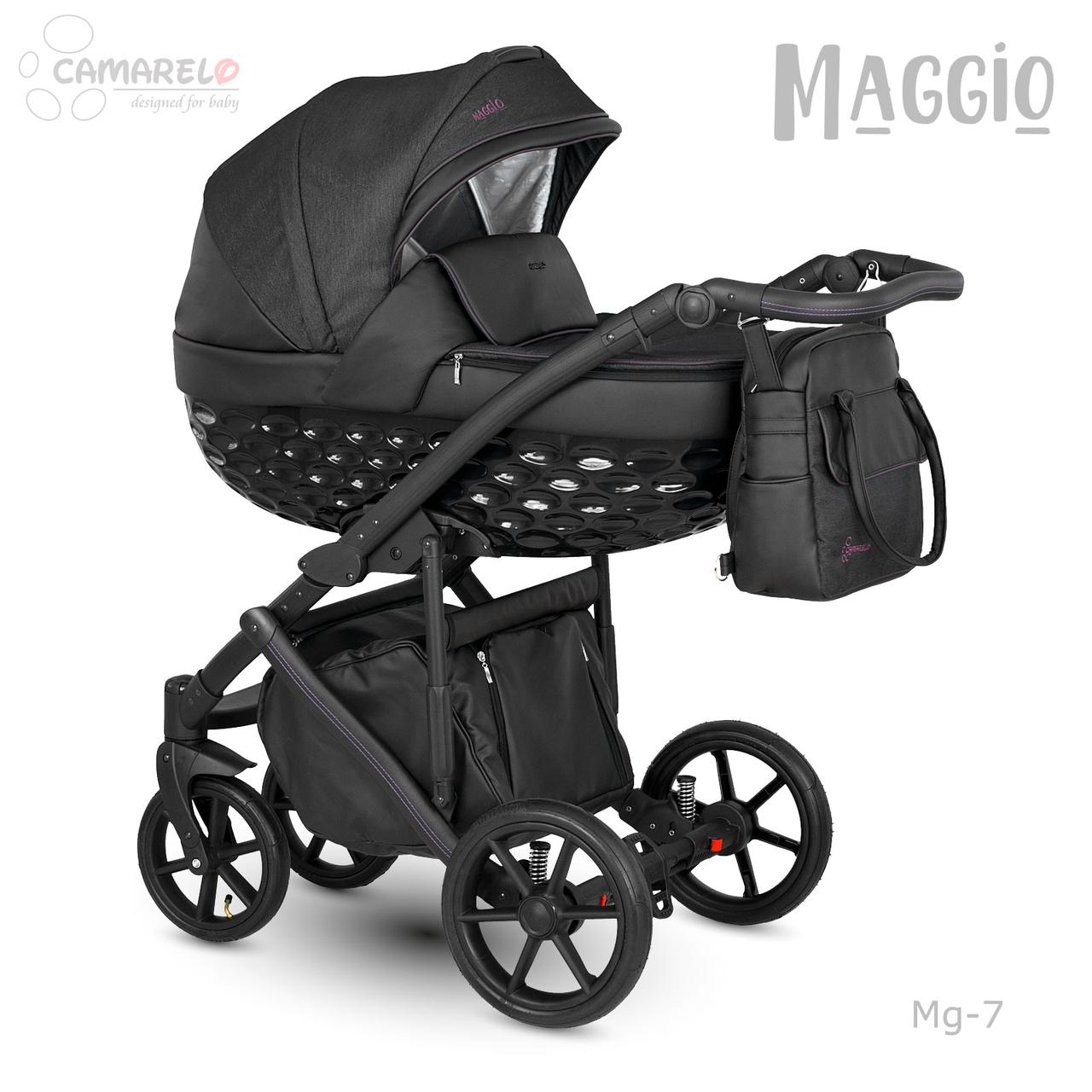 Детская универсальная коляска 2 в 1 Camarelo Maggio Mg-7