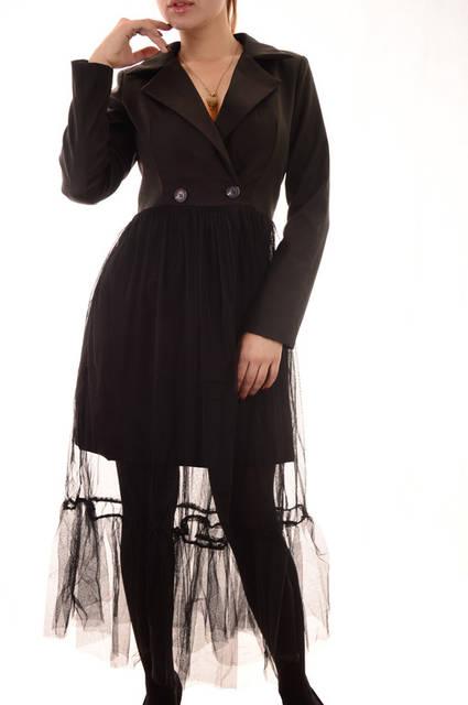Модное платье - пиджак оптом Pronto Moda (лот 3шт по 27Є) 173