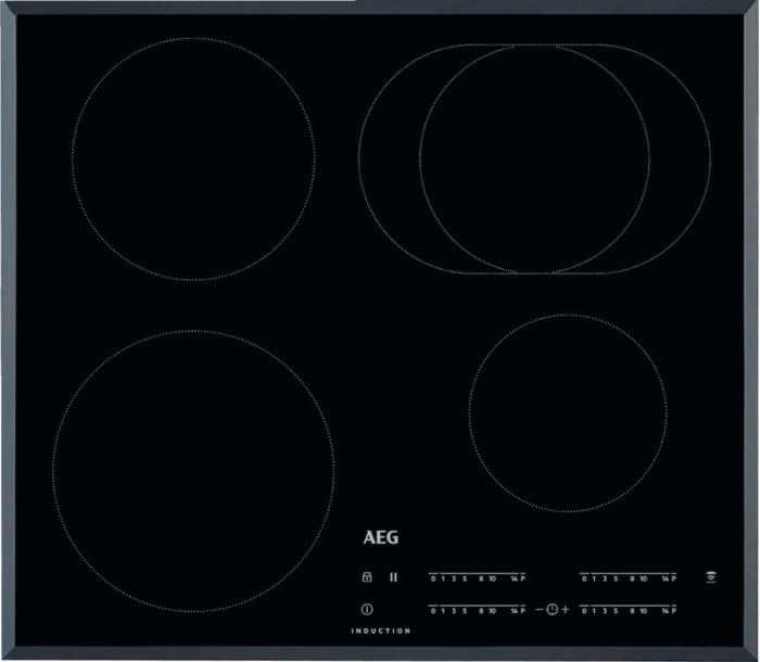 Индукционная варочная поверхность AEG IKB64410FB
