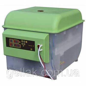 Инкубатор бытовой универсальный Спектр-84 любые яйца  220В 12В автоматический переворот