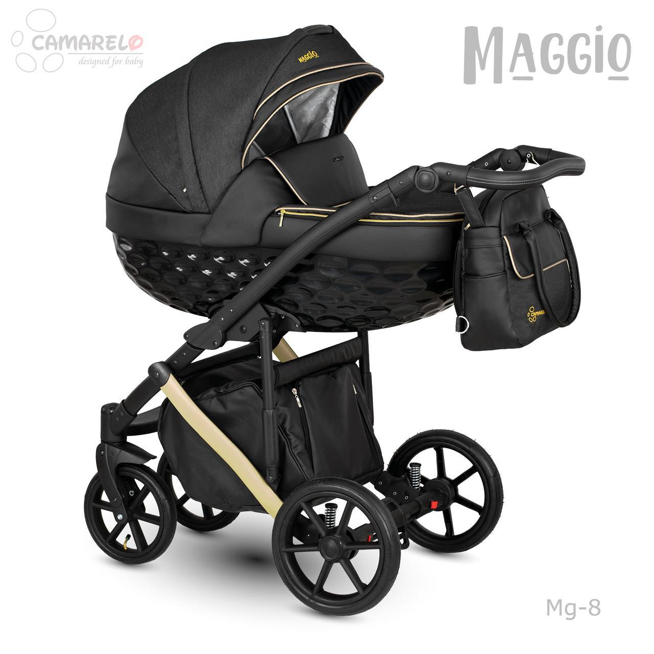 Детская универсальная коляска 2 в 1 Camarelo Maggio Mg-8