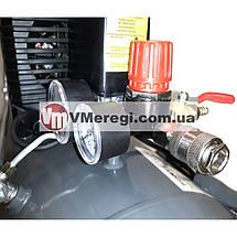 Компрессор воздушный  Forte FL-2T50N  с Набором пневмоинструмента 5 предметов!, фото 3