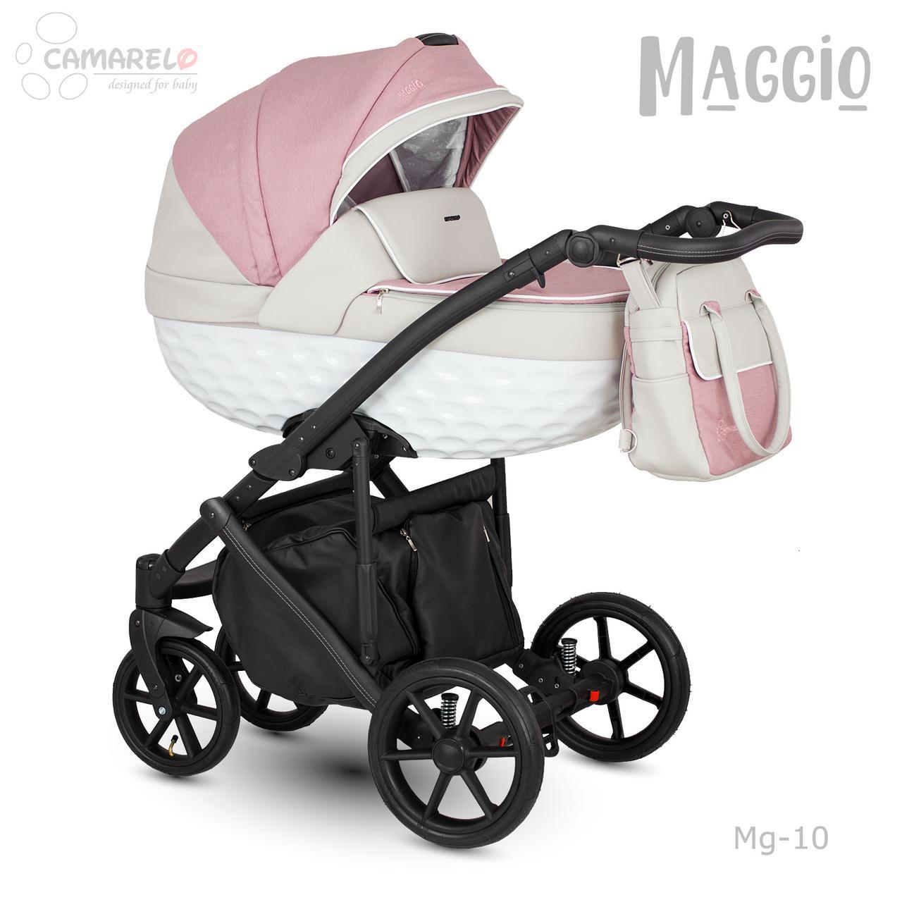 Детская универсальная коляска 2 в 1 Camarelo Maggio Mg-10