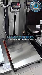 Весы товарные на 300 кг РС300-600x800 Ттс