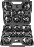 """Набор съемников масляных фильтров """"чашка"""" 65-100 мм THORVIK AOFWS14"""