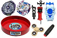 Игровой набор Beyblade Арена Nemesis + Luinor + Mokuru + Spinner (000000023)