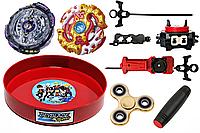 Игровой набор Beyblade Арена + Nemesis + Requiem + Mokuru + Spinner (000000025)