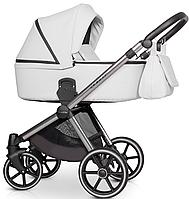 Новинка среди детских товаров от компании Riko - детская универсальная коляска 2 в 1 Riko Qubus