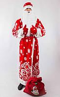 Костюм карнавальный Дед Мороз, фото 1