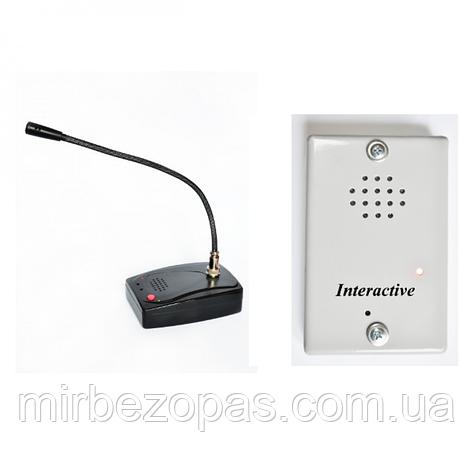 Переговорное устройство Interactive-2, фото 2