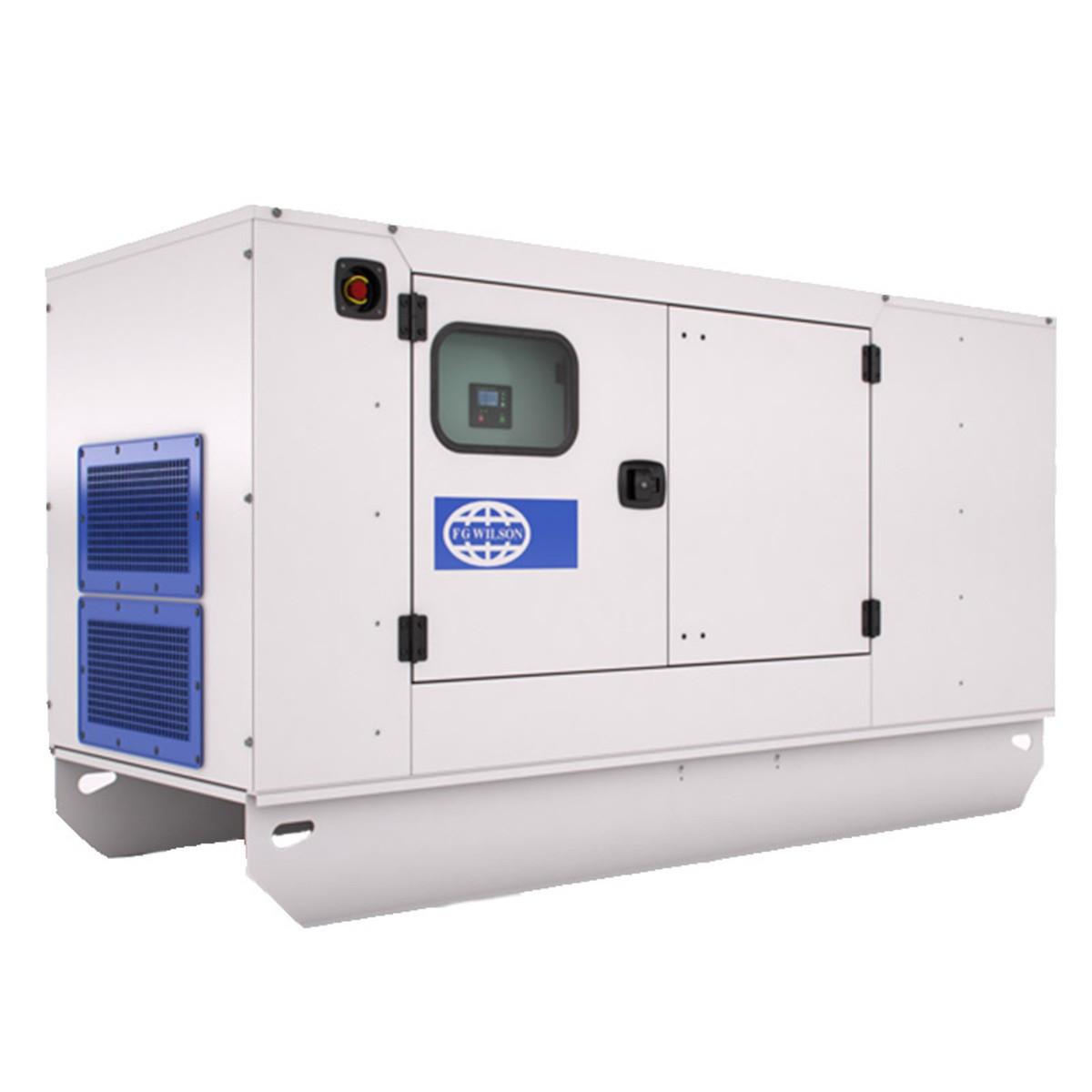 Трехфазный дизельный генератор FG WILSON P275H-3 (220 кВт)