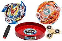 Игровой набор Beyblade Арена + Roctavor + Valtryek V4 + Mokuru + Spinner (000000081)
