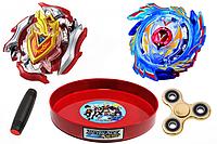 Игровой набор Beyblade Burst Арена + Achiles + Valtryel V3 + Mokuru + Spinner (000000074)