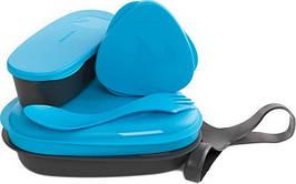 Набір посуду LIGHT MY FIRE LunchKit (6 предметів), блакитний
