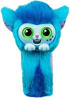 Интерактивная игрушка браслет Скайо синий Little Live Wrapples Slap Bracelets Skyo, фото 1