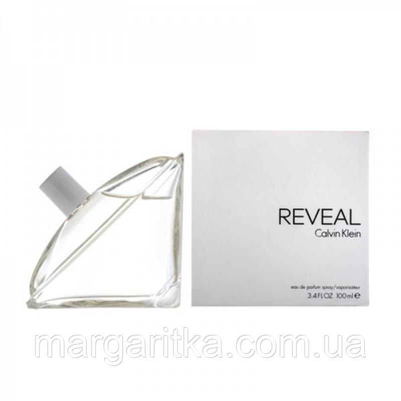Calvin Klein Reveal 100 мл TESTER женский парфюм Копия