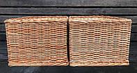 Корзины (лотки) плетеные для хранения 50*30 см. с высотой борта 30 см.