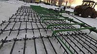 Борона шлейфовая Green Way 17 м