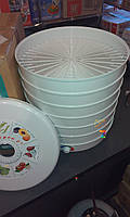 Сушилка для овощей и фруктов Ветерок - 2 ЭСОФ-0,6/220 (6 решёток), фото 2