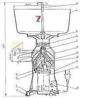 Сепаратор бытовой электрический Нептун - М КАЖИ.061261.002, фото 5