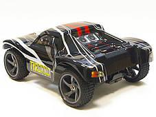 Радиоуправляемая модель Шорт 1:18 Himoto Tyronno E18SC Brushed (черный), фото 3