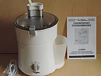 Соковыжималка Alpari J-3004.Мини соковыжималка., фото 1