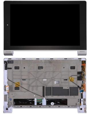 Дисплейний модуль для планшету Lenovo B8000 Yoga Tablet 10 #N101ICE-G61/MCF-101-1093-V3 з тачскріном чорний