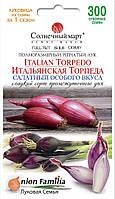 Лук репчатый Итальянская Торпеда, 300шт.