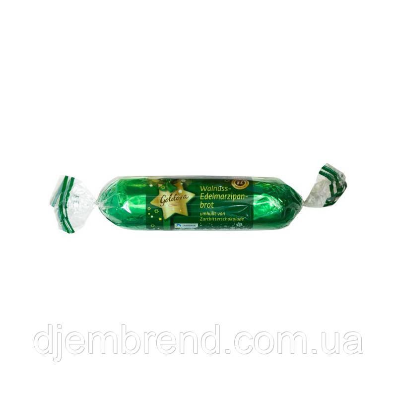 Марципан конфеты Goldora Walnuss-Edelmarzipan-Brot (175 Г)