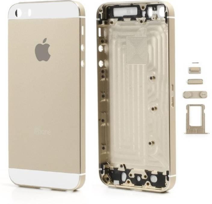 Задня кришка / корпус для iPhone 5s, золотиста