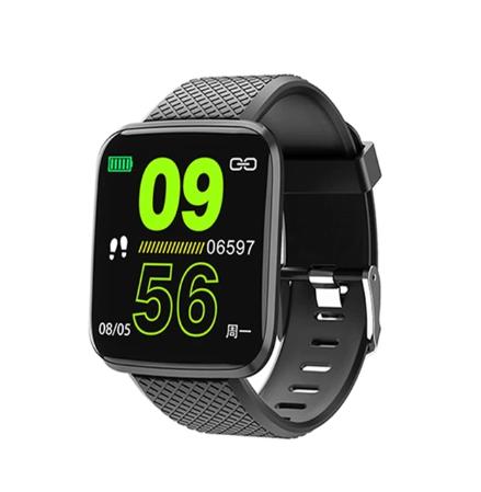 Смарт часы Мульти Спорт 116 Plus2 black