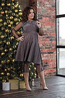 Платье  вечернее в расцветках  41652, фото 1