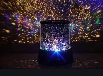 Проектор звездного неба светильник Star Master small ночник