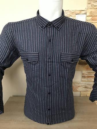 Чоловіча сорочка кашемір Palmen, фото 2