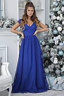Платье  вечернее в расцветках  41653, фото 1
