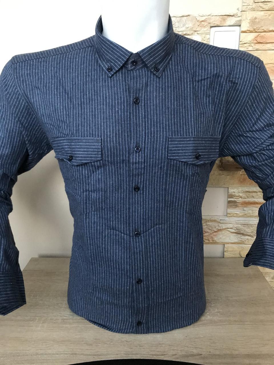 Чоловіча сорочка кашемір Palmen