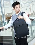 Рюкзак городской JinDian с USB, фото 6