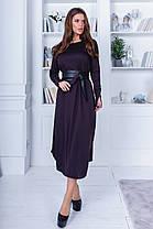 Сукня міді в кольорах 781059, фото 3