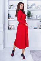 Платье миди в расцветках 781059, фото 2